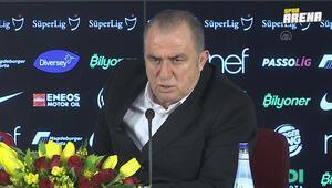 Fatih Terimden Fenerbahçe derbisi yorumu: Kadıköye kazanmaya gidiyoruz