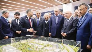 Erdoğandan iş dünyasına: Yatırımda geç kalmayın