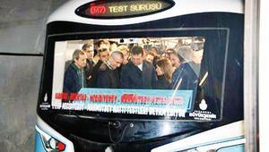 Mecidiyeköy-Mahmutbey Metrosu 19 Mayıs'ta açılıyor