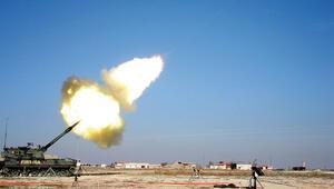 Esad'a 'Fırtına' vuruşu