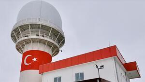 Milli Gözetim Radarı, Gaziantep Havalimanına kuruldu