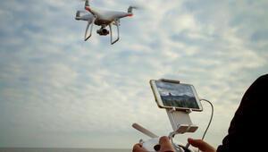 Siber saldırganlar bu kez drone ile verileri çalacak
