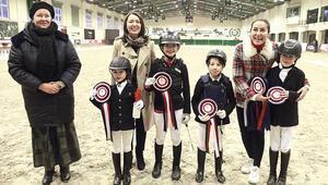 At terbiyesi yarışmaları başladı