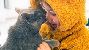 Hayvanlarla iletişim kurmak çocuk gelişimi için çok önemli