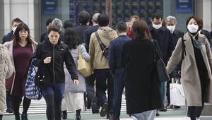 Japonya'da korona virüste vaka sayısı 414e yükseldi