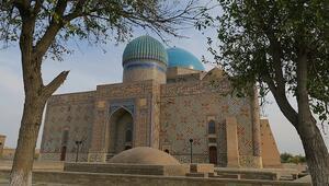 Kazakistanın Türkistan kenti dünya turizminin ilgi odağı olma yolunda