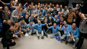 Trabzonspor'da son 9 sezonun en uzun galibiyet serisi