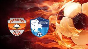 Adanaspor Erzurumspor maçı ne zaman saat kaçta hangi kanalda