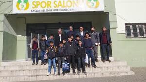 Bağlar Belediyesi, köy okulu öğrencilerini ağırladı