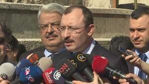 Mehmet Muş: Bugün Meclis Başkanlığına 39 maddeden oluşan bir kanun teklifi vereceğiz