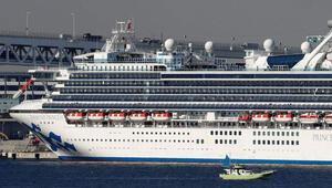 ABD, Japonyada karantinadaki gemiden vatandaşlarını tahliye etti