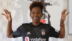 Beşiktaş Kadın Futbol Takımı Kenyalı Esse Mbeyu Akidayı transfer etti