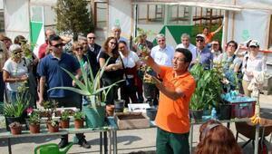 Çankayada Bahçıvanlık eğitimi