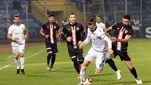 Adanaspor 0-0 Büyükşehir Belediye Erzurumspor