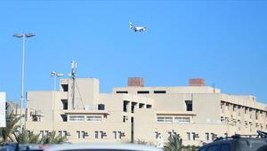 Hafterin saldırısı nedeniyle Trablusun tek sivil havalimanında uçuşlar durduruldu