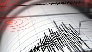 Kandilli son dakika deprem listesi: Vanda şimdi deprem mi oldu En son nerede deprem oldu