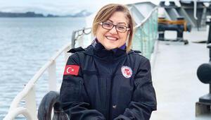 Fatma Şahin Antarktika'yı anlattı: Dondurucu soğukta Antep biberiyle ısındık