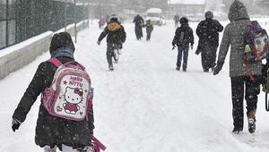 Son dakika haberi: Hakkaride eğitime kar engeli
