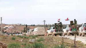 Rejim Halep'in batısına yüklendi