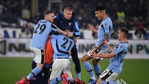 Lazio efsanesi geri döndü