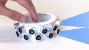 Ultrasonik bileklik, çevredeki tüm mikrofonların erişimini engelliyor
