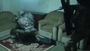 Gece saatlerinde operasyon DEAŞın istihbaratçısı Bursada yakalandı