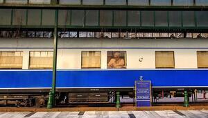 Atatürk'ün yurt gezilerinde kullandığı vagonu: Beyaz Tren