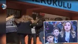 Son dakika: Okulda taciz iddiası için oradaydı... Kanal D Muhabiri Şevval Şirine gözaltı