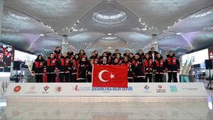 Türk bilim insanları Antarktikaya ulaştı