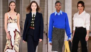 2020 Londra Moda Haftası Victoria Beckham Koleksiyonu