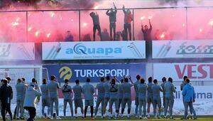 Trabzonsporun hedefi derbi başarısını sürdürmek