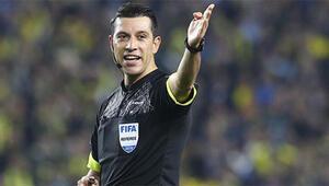 Son dakika | Ali Palabıyık, Eintracht Frankfurt-Salzburg maçını yönetecek