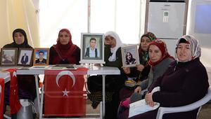 HDP önündeki eylemde 169uncu gün; aile sayısı 87 oldu