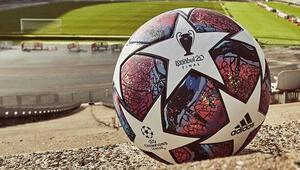 UEFA Şampiyonlar Ligi final topu görücüye çıktı