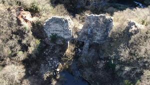 1600 yıllık tarihi dinamitle yıktılar