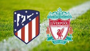 CANLI | Atletico Madrid Liverpool