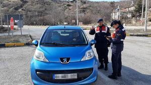 Kural ihlali yapan sürücülere ceza