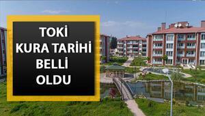 TOKİ Diyarbakır kura çekimi ne zaman TOKİ Diyarbakır Yenişehir kura çekiliş tarihi belli oldu