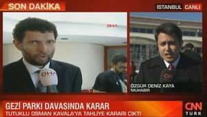 Son Dakika Gezi Parkı Davasında karar açıklandı