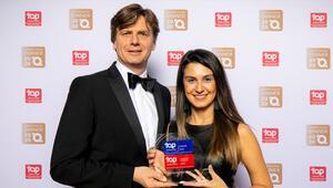 Türkiye iştiraki Avrupanın en iyi işveren sertifikasını aldı