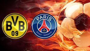 CANLI | Borussia Dortmund PSG maçı
