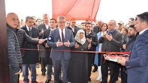 Besnide Latif Doğan taziye evi açıldı