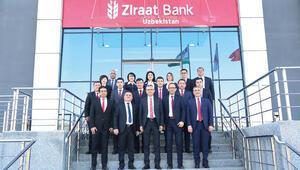 Özbekistanda 4. şube açıldı