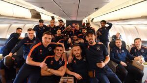 Medipol Başakşehirin rakibi Sporting iddialı