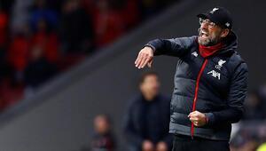 Liverpoola Atletico Madrid freni Şampiyonlar Liginde maç sonuçları