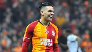 Galatasarayda Adem'den 'Büyük' Radamel Falcao var