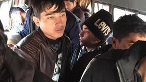 1 yılda 2 bin 89 düzensiz göçmen yakalandı