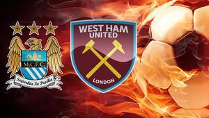 Manchester City West Ham maçı ne zaman saat kaçta hangi kanalda Maça dair bilgiler