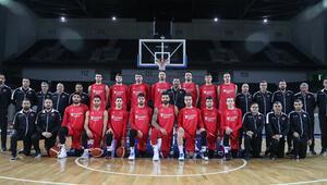 A Milli Basketbol Takımında ilk hedef Hollanda maçı