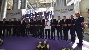 HORECA Fair İzmirde kapılarını ziyaretçilere açtı